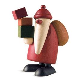 Weihnachtsmann - der treue Arbeiter