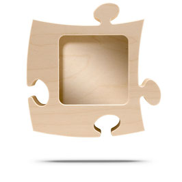 Puzzle Schattenbox