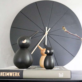 Spaßvogel schwarz