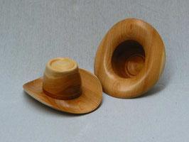 Holzhut gedrechselt