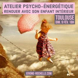 """Dimanche 9 Février 2020 à Toulouse, Atelier """"Renouer avec son enfant intérieur & ouvrir la voie du coeur"""""""