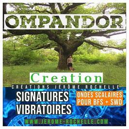 OmPandor Creation - Album de fichiers vibratoires