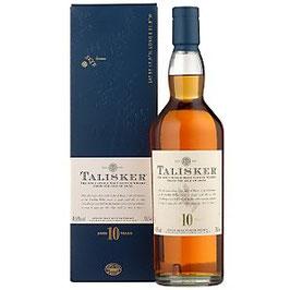 Talisker Insel Skye, 10 years 70cl