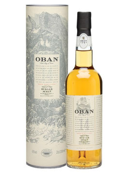 Oban Highland, 14 years 70cl