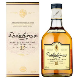 Dalwhinnie Highland, 15 years 70cl