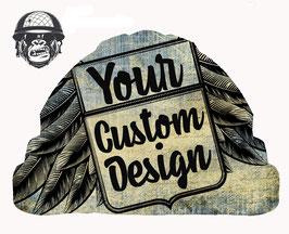 CUSTOM DESIGN - CAP STYLE