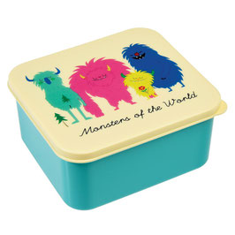 Lunch box Monstres