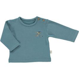 Sweat bleu hydro oiseau Poudre organic