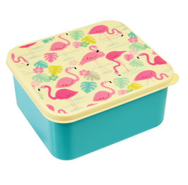 Lunch box Flamands roses