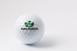 STRATEGOS - 2 Layer Premium Golfbälle (Nachfüllpack)