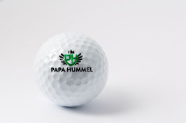 Premium Golfball Mix - 2 Layer STRATEGOS & 3 Layer STRATEGOS PRO Golfbälle (Nachfüllpack)