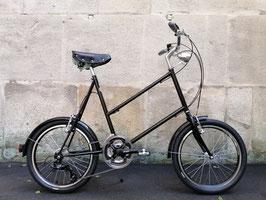 Glanzrad Minibike Mod LSG schwarz 18 Gang