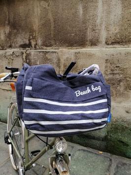 Beach-Bag - abnehmbare Lenkertasche