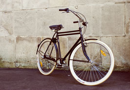 Glanrzad Modell 1920 Holland Herren schwarz