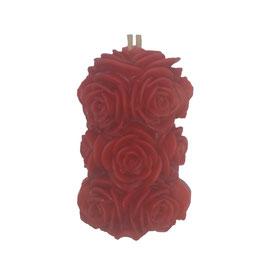 Bougie pour la havdala bouquet - rouge