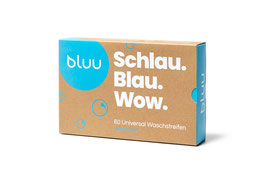 bluu Waschstreifen | Alpenfrische