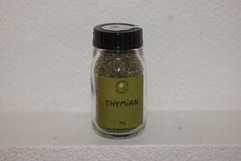 getrockneter Thymian