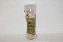 Chilisalz grobkörnig, mit Mahlwerk