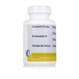 Kalziumzitrat, 500 mg 100 Kapseln
