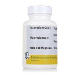 Magnesiumoxid, 540 mg (= 300 mg Magnesium) 100 Kapseln