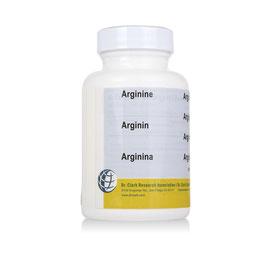 Arginin, 500 mg 100 Kapseln