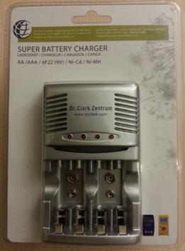 Batterie Lade-Gerät für 9 V Batterien