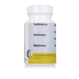 Methionin, 500 mg 50 Kapseln