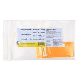 Vitamin B2 Pulver, 6 g