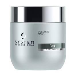 SP EnergyCode™ Volumize Mask 200ml - V3 • Kräftigung der Haarfaser