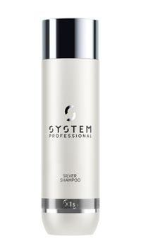 SP EnergyCode™ Silver Shampoo 250ml – X1S • Für kühle Blondtöne