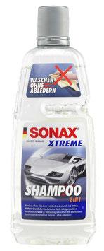 SONAX Xtreme Shampoo 2 in 1 - 1Liter