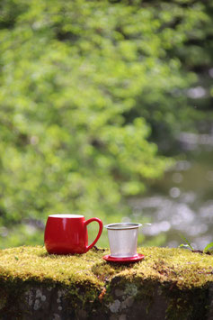 Tasse Alleskönner (rot)