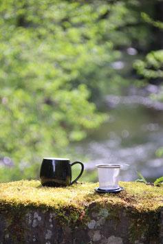 Tasse Alleskönner (schwarz)