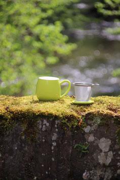 Tasse Alleskönner (grün)