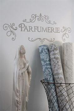 Jeanne d'Arc Living Vintage Paint Stencil Parfumerie