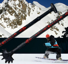 "Kahuna Snow Stick - Adjustable ""Haka"""