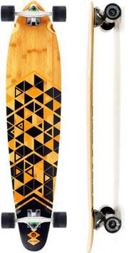 NINETYSIXTY / Kickpin/ 109cm/ Longboard komplett