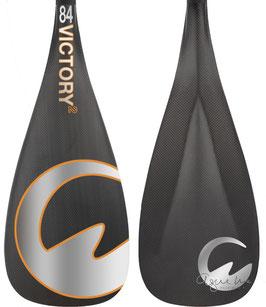 "Aqua Inc ""Victory2 91 Adj."" Carbon Paddel"