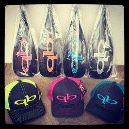 Trucker Hat with QB Logo
