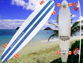 "Retrofish Beach Board 48"" - Blue"