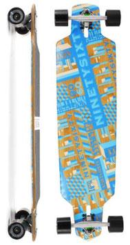 NINETYSIXTY / BooBam/ 100cm/ Longboard komplet