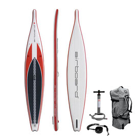 "Airboard ""Rocket14x28"" rot"