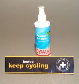 Dynamic Fahrradreiniger