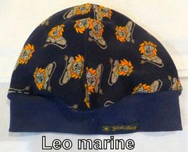 Mütze Leo marine