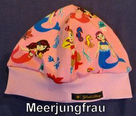 Mütze Meerjungfrau
