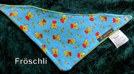 Halstuch Fröschli