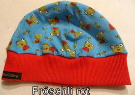 Mütze Fröschli