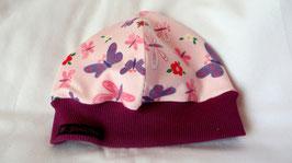 Mütze Schmetterling