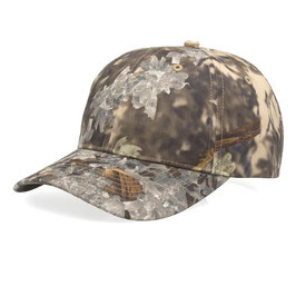 KING'S Camo Blank Flexfit Hat Cap - Desert Shadow