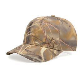 KING'S Camo Blank Adjustable Structured Field Shadow Hat Cap